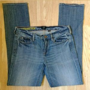 J. Crew Matchstick Jeans Light Wash